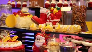 Christmas celebrations at Lily