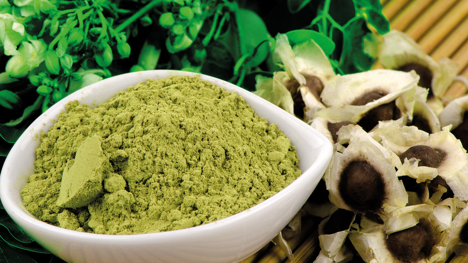Moringa-based products