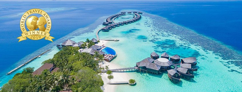 Lily Beach officially the Maldives' Leading All-Inclusive Resort!