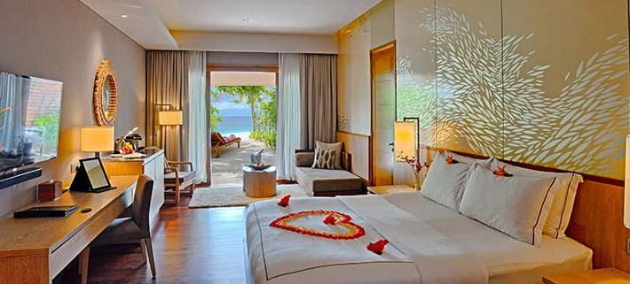 Experience new Beach Suites at Lily Beach