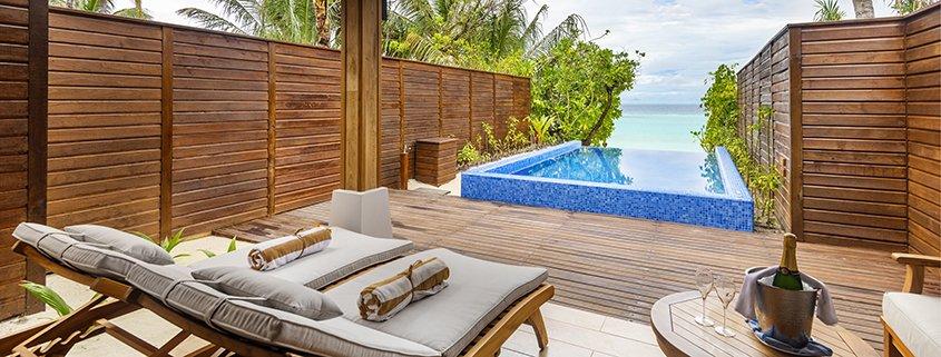 New villa options at Lily Beach