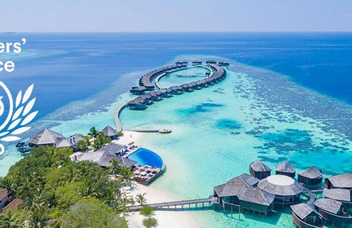 Lily Beach voted #1 All Inclusive Resort in Asia