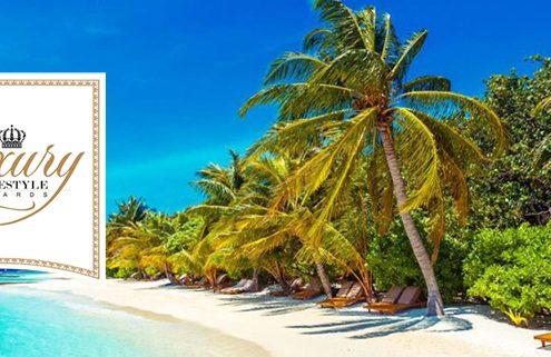 Lily Beach has won the Luxury Lifestyle Awards
