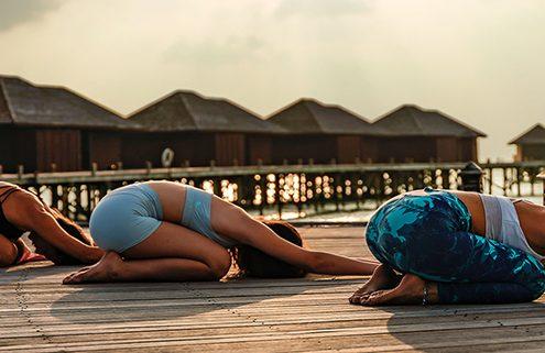 Yoga Maldives