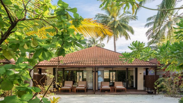 Family Villas Maldives Luxury